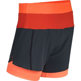 Marmot Pulse Dark Steel/Bright Orange